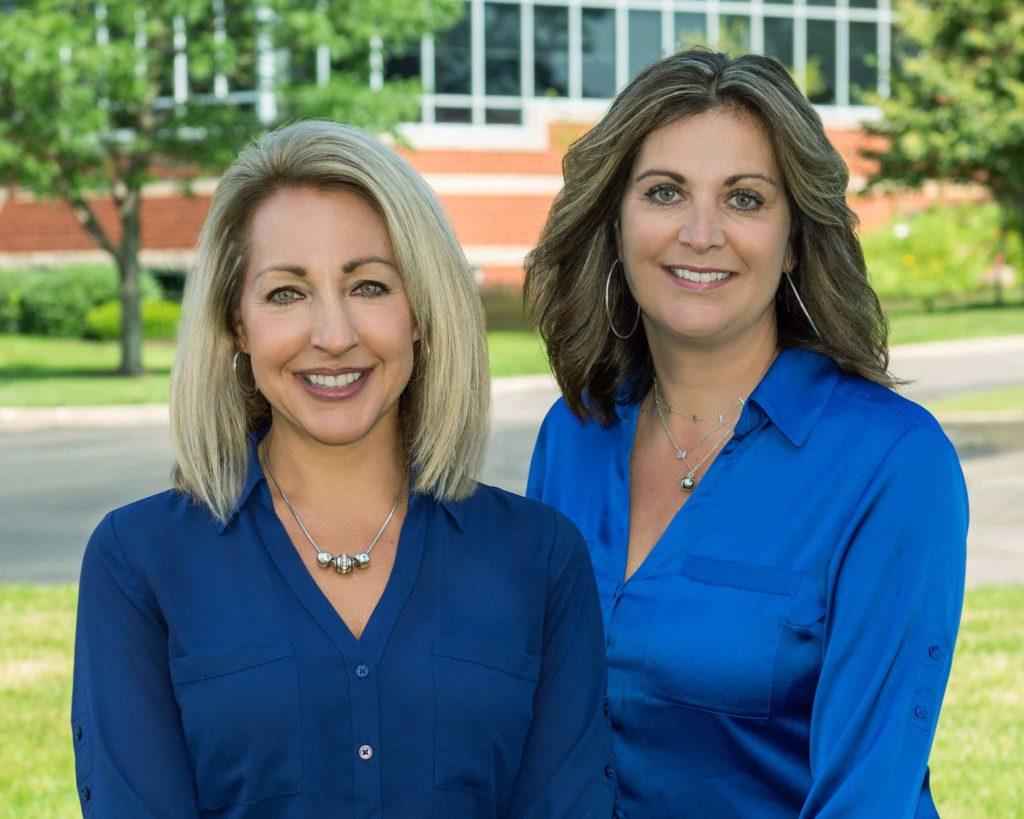 Kristen Babbin & Heidi Hopkins Co-Founders